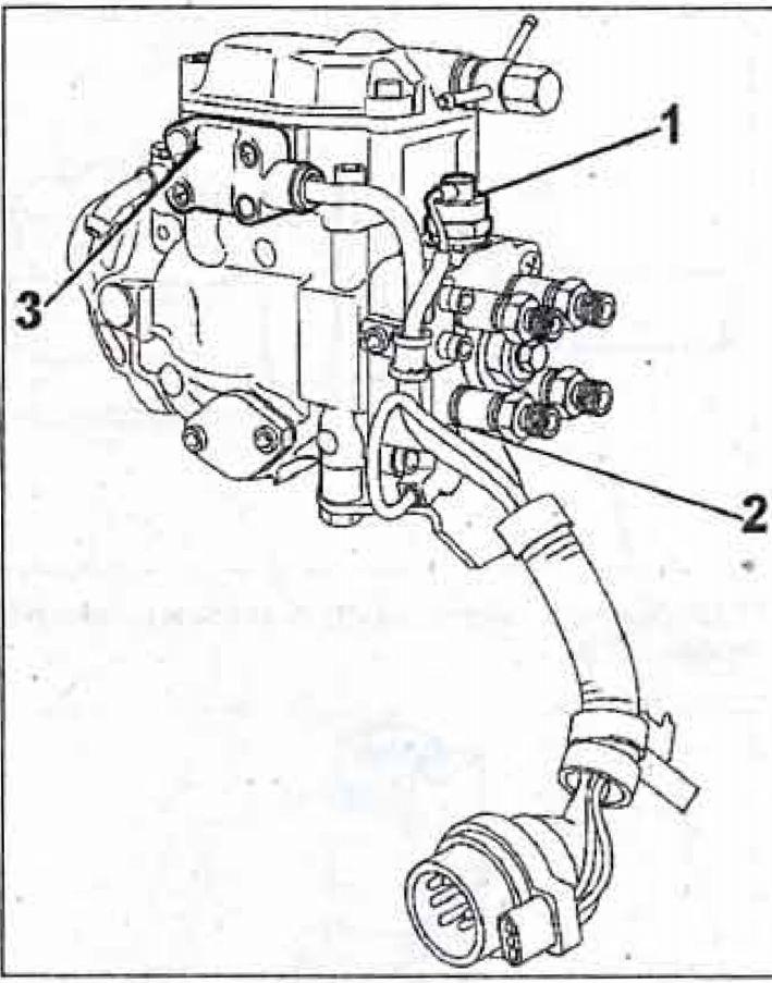 клапан отсечки топлива на фольксваген пассат в5