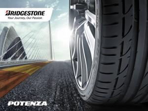 Шины Bridgestone Potenza – для истинных ценителей драйва